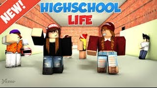 A Bad Game... | High School Dorm Life | Roblox