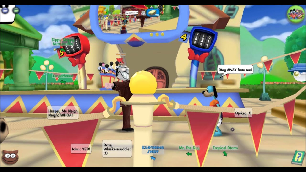 how to get chat on toontown rewritten