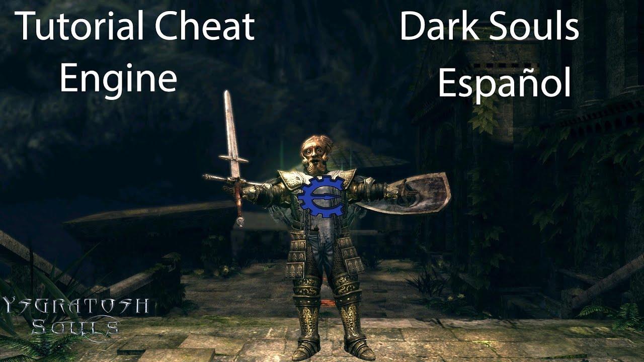 Tutorial Cheat Engine PC Dark Souls 1 Español