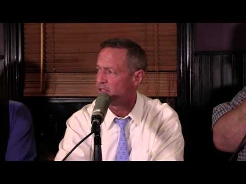 Pints and Politics with Martin O'Malley - Full Interview