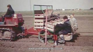 Farming Days of Old on Video - 1940s 1950s 1960s 1970s