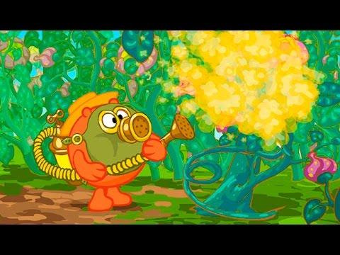 Смешарики. Некультурный - Новая игра! Обзор (11-20 уровни). Детское видео, новая серия, let's play. thumbnail