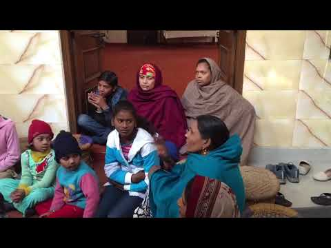 Arambh Society: Parents Teacher Meeting Organised By Society's President