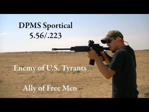 DPMS Sportical - Budget AR