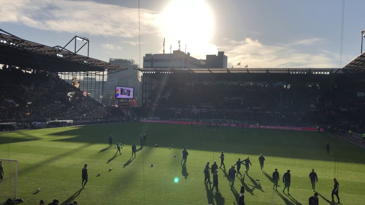 Hannover St Pauli