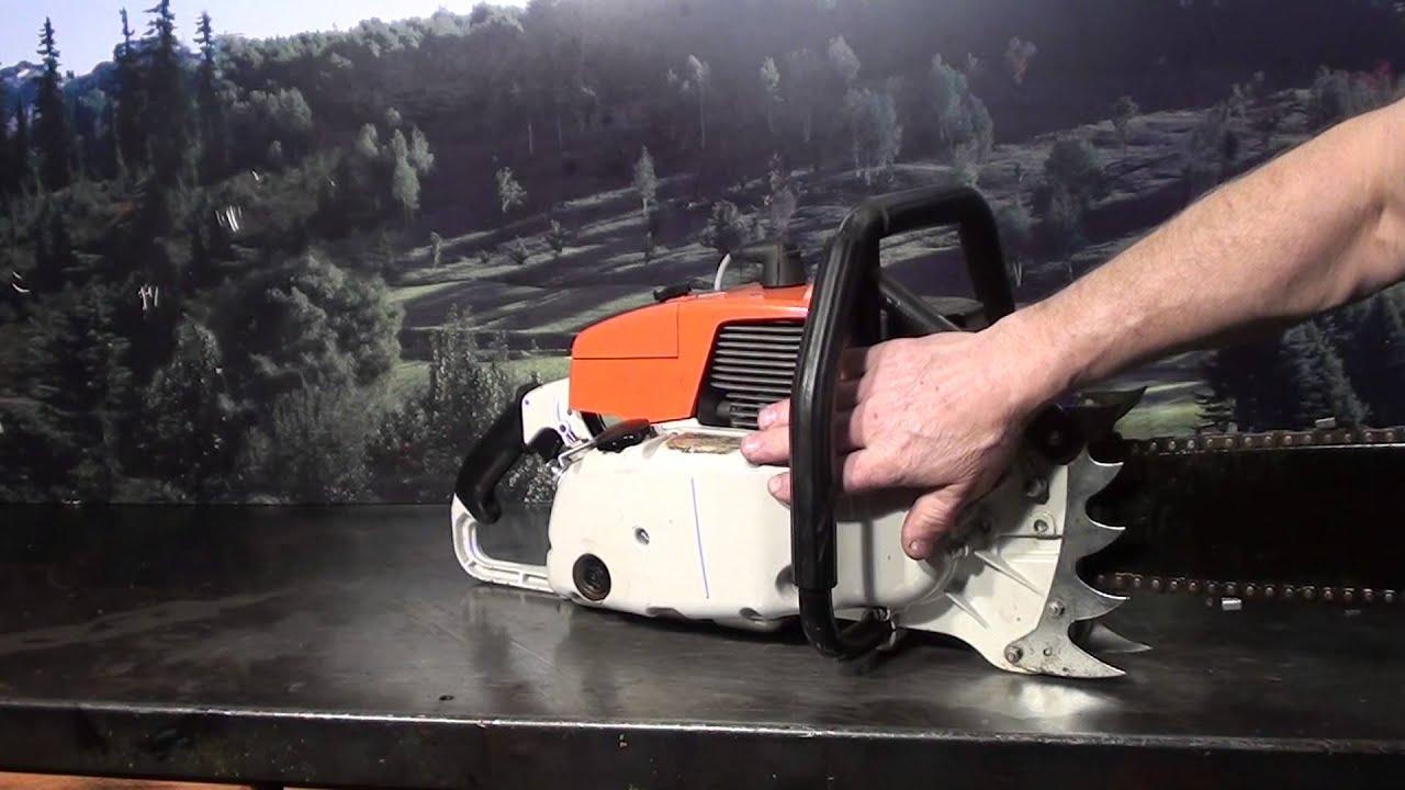The chainsaw guy shop talk Stihl 090 G Chainsaw Vintage