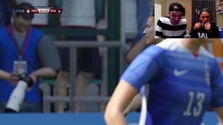ENZO VS QUIN #2 - FIFA16