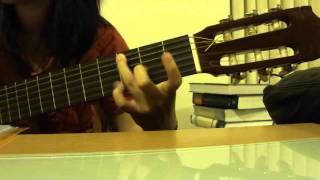 Berita Kepada Kawan - Ebiet G.Ade Fingerstyle Guitar Solo