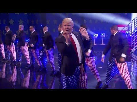 The Singing TrumpJeff TrachtaAmerica's Got Talent 2017 Quarter Finals GTF