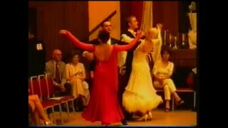 1999 Ballroom Dance competition in Greenford