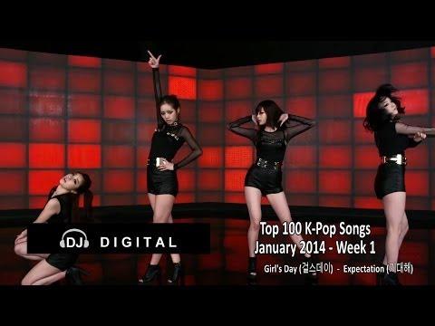 top-100-k-pop-songs-for-january-2014-week-1