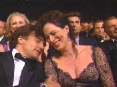 Friends Jennifer Aniston Wins Emmy Award 2002