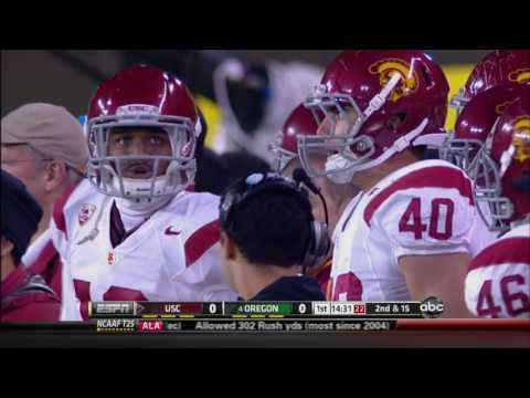 2011 #18 USC vs. #4 Oregon (HD)