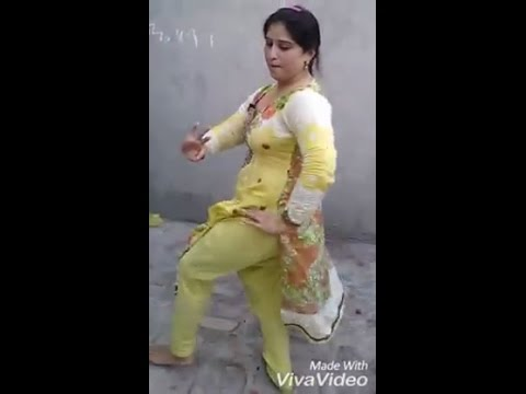Beautiful Punjabi Girl Dancing at Home 2016 | 2017