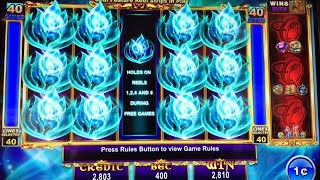 ***BIG WIN SOUL QUEEN*** MAX BET $5 Fortune King Gold | $4.40 BET 8 Petals Jade Garden Bonus Games