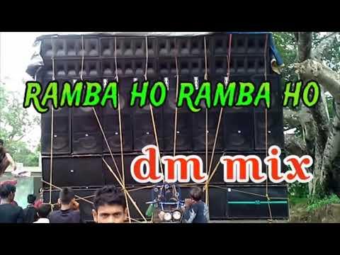 Ramba ho ho ramba ho | dj mix | compitisen | saund check mix | dm mix contai | 2019 mix