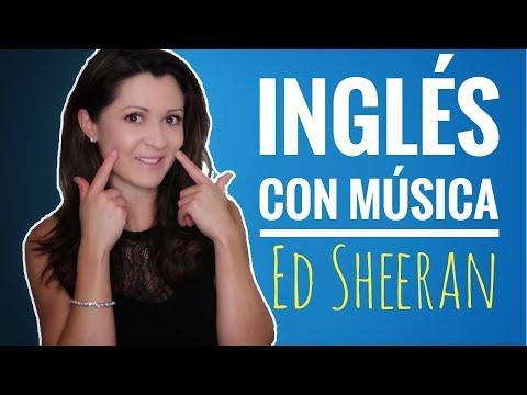 Aprende Inglés con Música - Ed Sheeran - Thinking Out Loud
