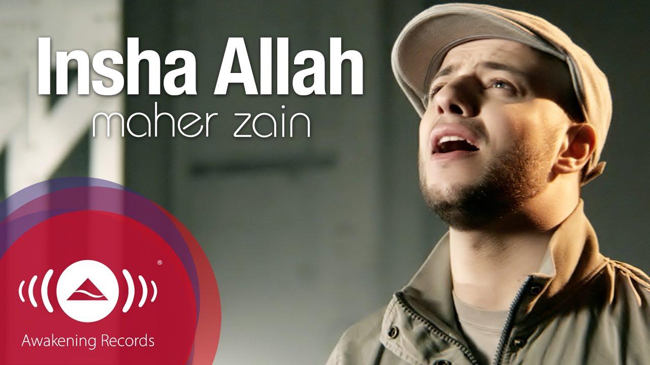 Maher Zain - Insha Allah | Insya Allah | ماهر زين - إن شاء الله | Official Music Video