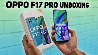 OPPO F17 Pro Smartphone Unboxing & Overview - Sleekest Phone of 2020