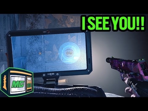 You Can't Run From IQ!! - Rainbow Six Siege