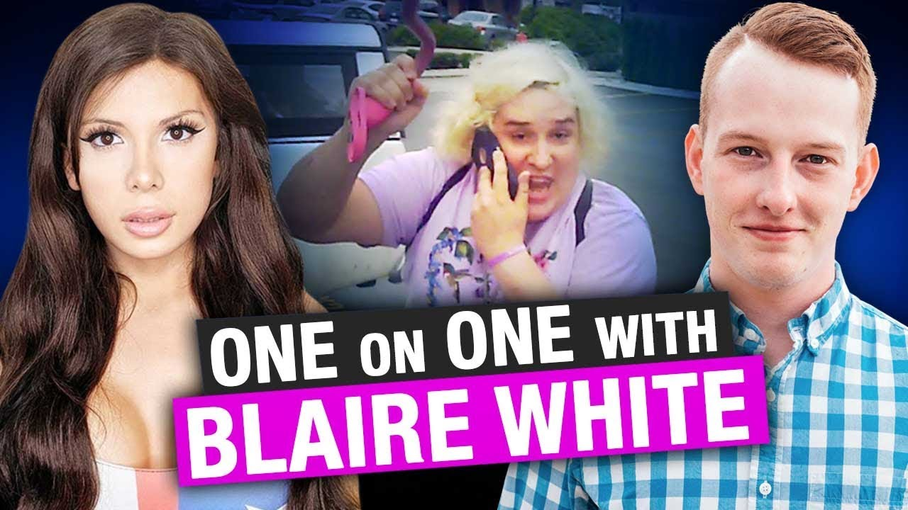 Blaire White: Jessica Yaniv has my address & says he's buying a gun | Keean Bexte