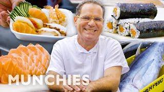 Brazil's Street Sushi - Street Food Icons