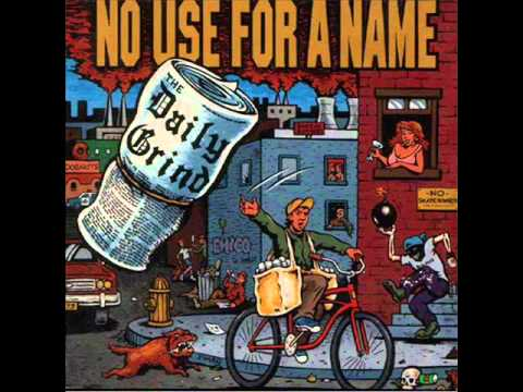 No use for a Name - Daily Grind (1993) Full album
