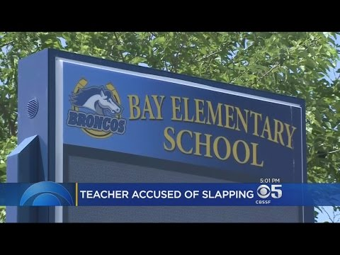 Substitute On Administrative Leave After Allegedly Slapping Student At San Lorenzo School