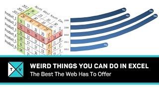 Excel Tricks - WEIRD Excel Tips - Online Tips