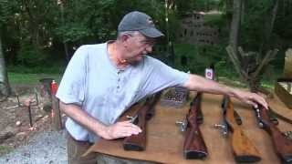 Mosin Nagant Carbine Comparison