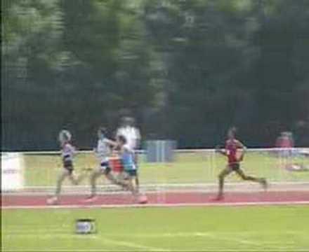 U17 Men 800m - 2008 South of England Champs