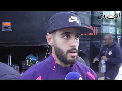 ياسين الشماخي يتحدث على الأهداف التي سجلها في شباك الشبيبة  - نشر قبل 2 ساعة