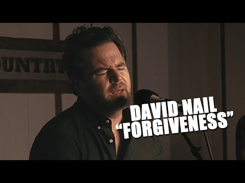 David Nail's 'Forgiveness' Will Leave You Shook (Live + Acoustic)