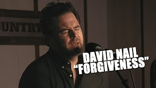 Gambar cover David Nail's 'Forgiveness' Will Leave You Shook (Live + Acoustic)