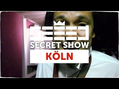Seeed - Secret Show Köln (2012)