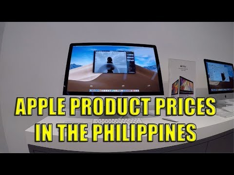 Apple Product Prices In The Philippines.