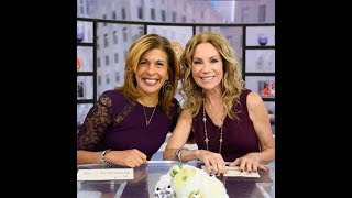 Steve Leder with Kathie Lee and Hoda on The Today Show