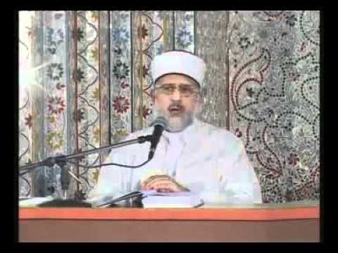 Ibn Majah on reciting of the Chain of Transmitters and benefits of it - Tahir ul Qadri