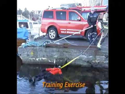 SOS Marine Rescue Sling