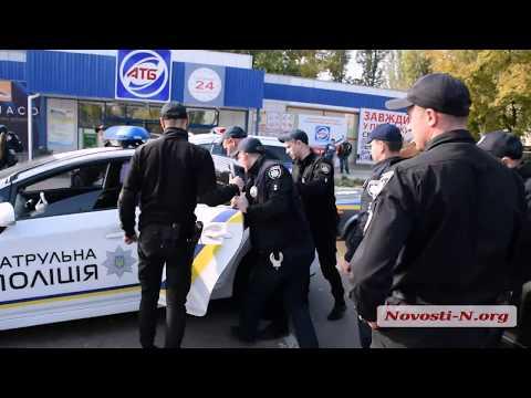 "Видео ""Новости-N"": Заковали человека в наручники и избили"