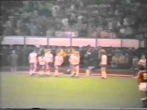 Anderlecht - Benfica. UEFA Cup-1982/83. Final(1) (1-0)