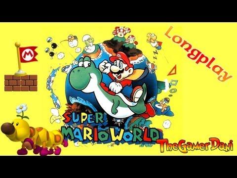 Longplay Super Mario World 100% - 6 ore di puro platforming sclerotico