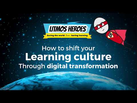 How to shift your learning culture through digital transformation