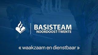 Politie Noordoost-Twente - Prio 1 Uitslaande schuurbrand Overdinkel