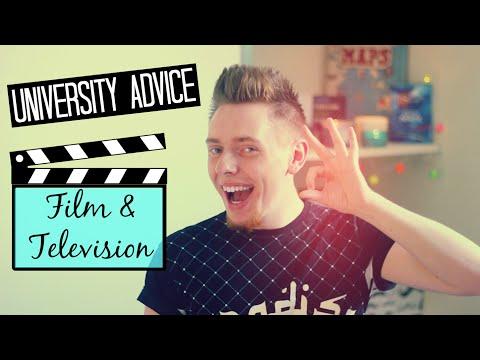 So You Want To Study Film? | University Advice