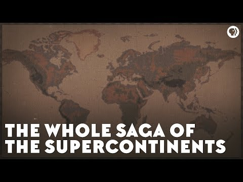 The Whole Saga of the Supercontinents