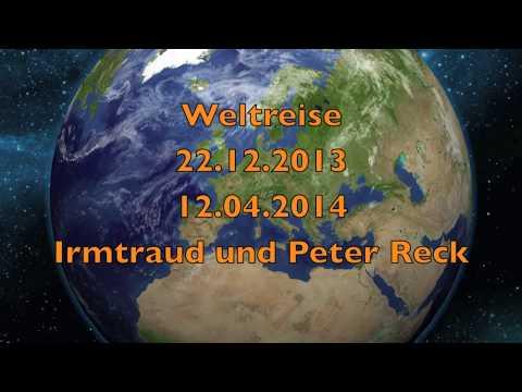 Unsere Reise um die Welt. 30.01.2014 Muara - Brunei. 37. Video.