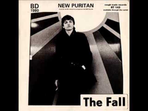 THE FALL  new puritan (Peel Session) 1980