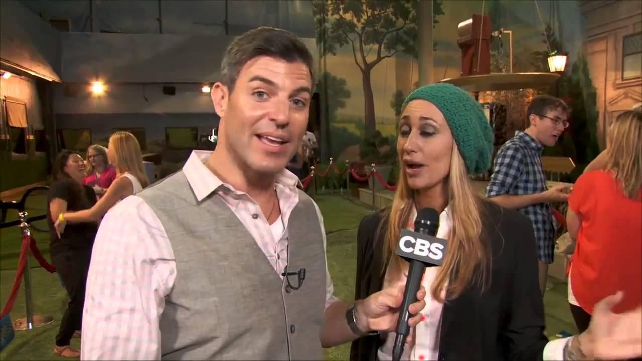 Amazing Big Brother Backyard Interview Jeff Part - 10: Jeffu0027s Backyard Interview - Vanessa