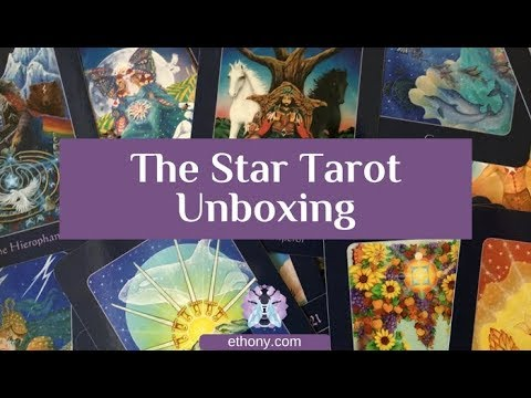 The Star Tarot Unboxing and First Impressions